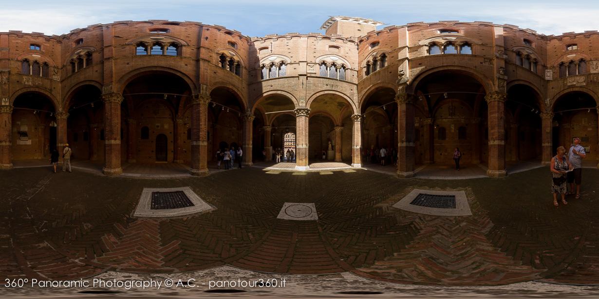 P000075 - Cortile del Podestà - Siena