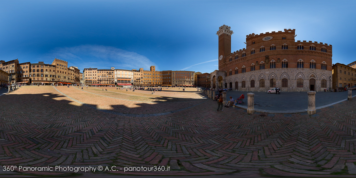 P000076 - Piazza del campo - Siena