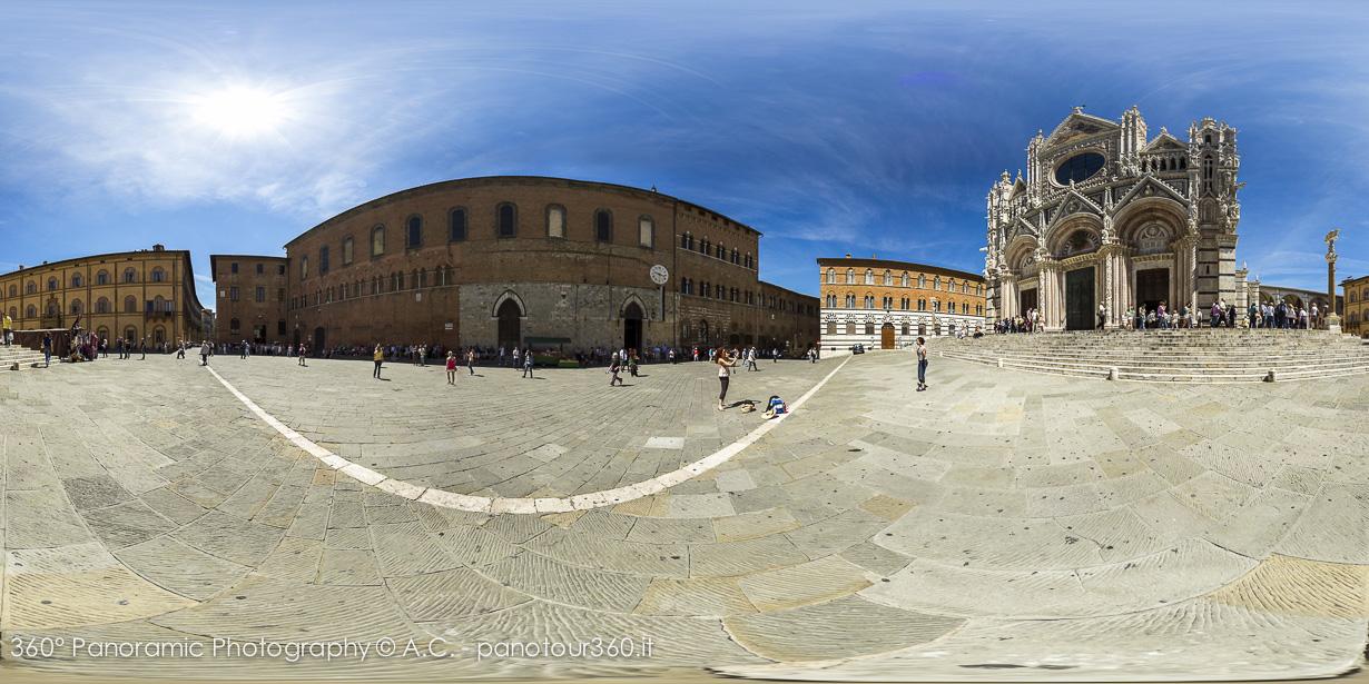 P000078 - Piazza del Duomo - Siena