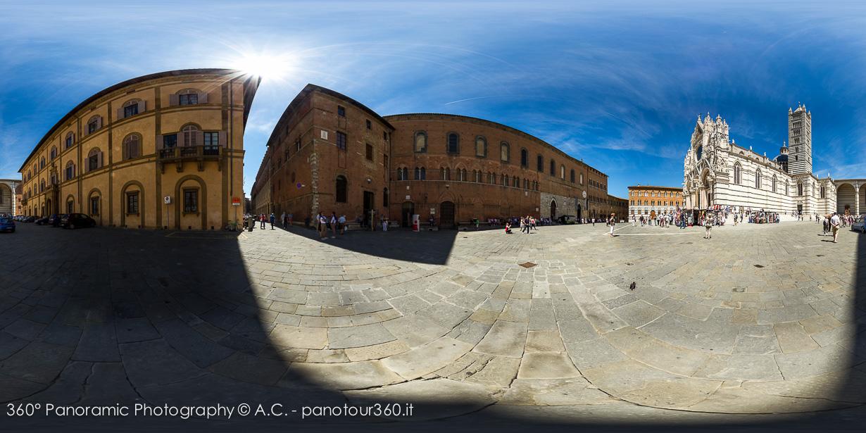 P000079 - Piazza del Duomo - Siena