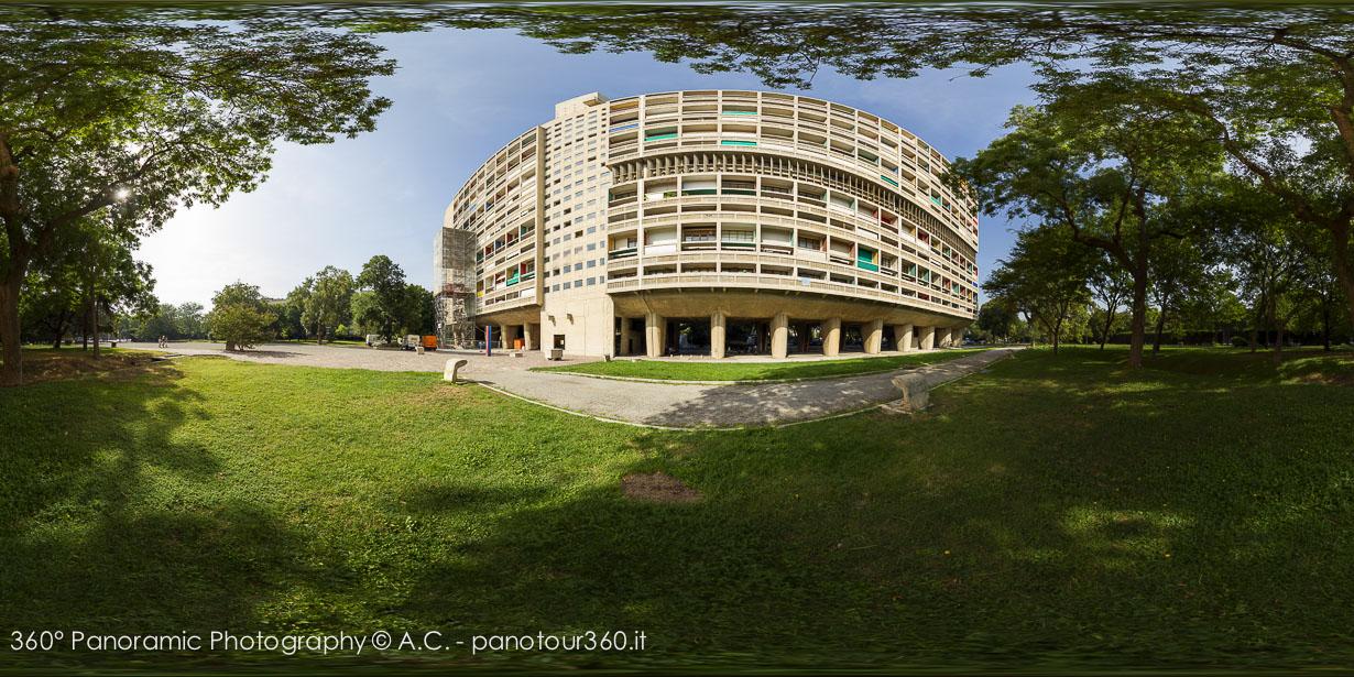 P000085 - Unité d'Habitation - Marsiglia