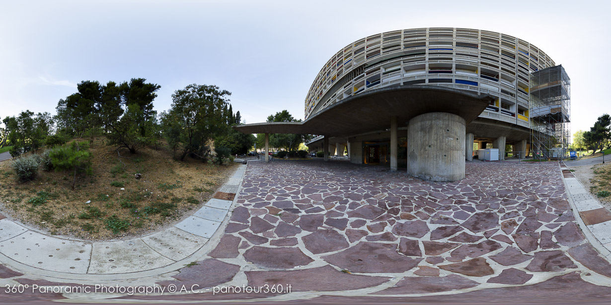 P000086 - Unité d'Habitation - Marsiglia