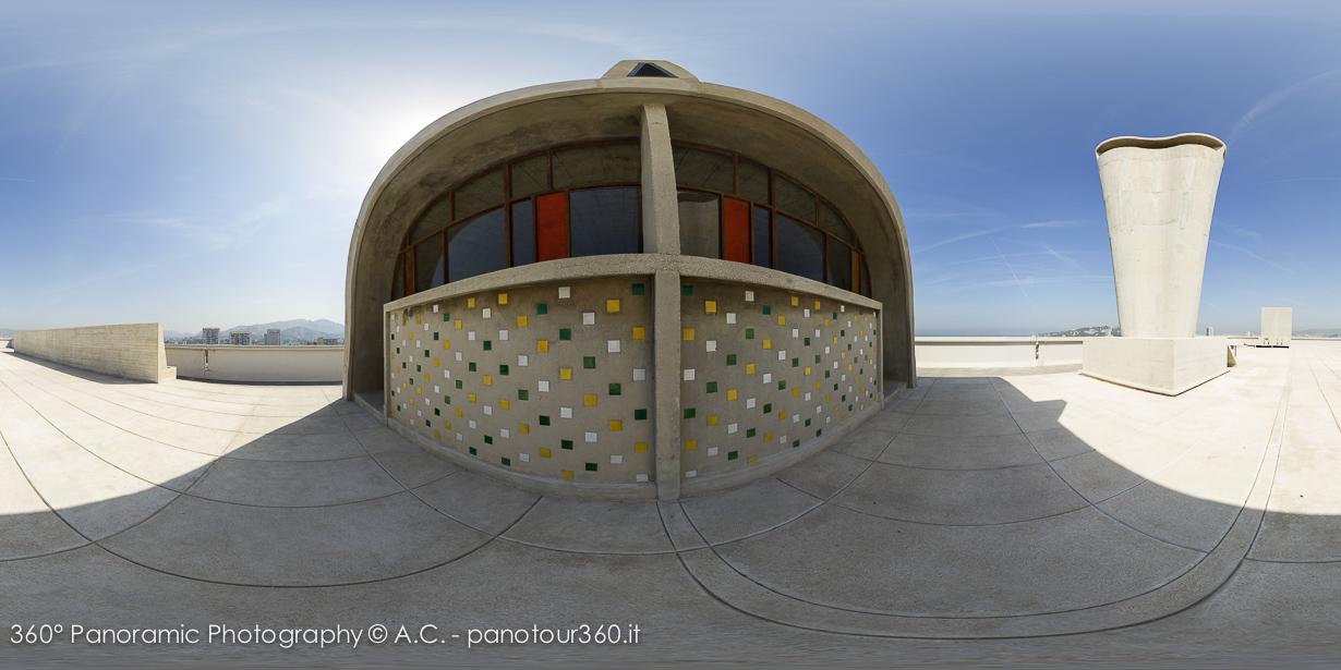 P000089 - Unité d'Habitation - Marsiglia