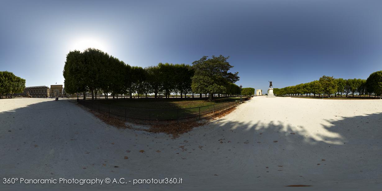 P000094 - Promenade du Peyrou - place roya - Montpellier