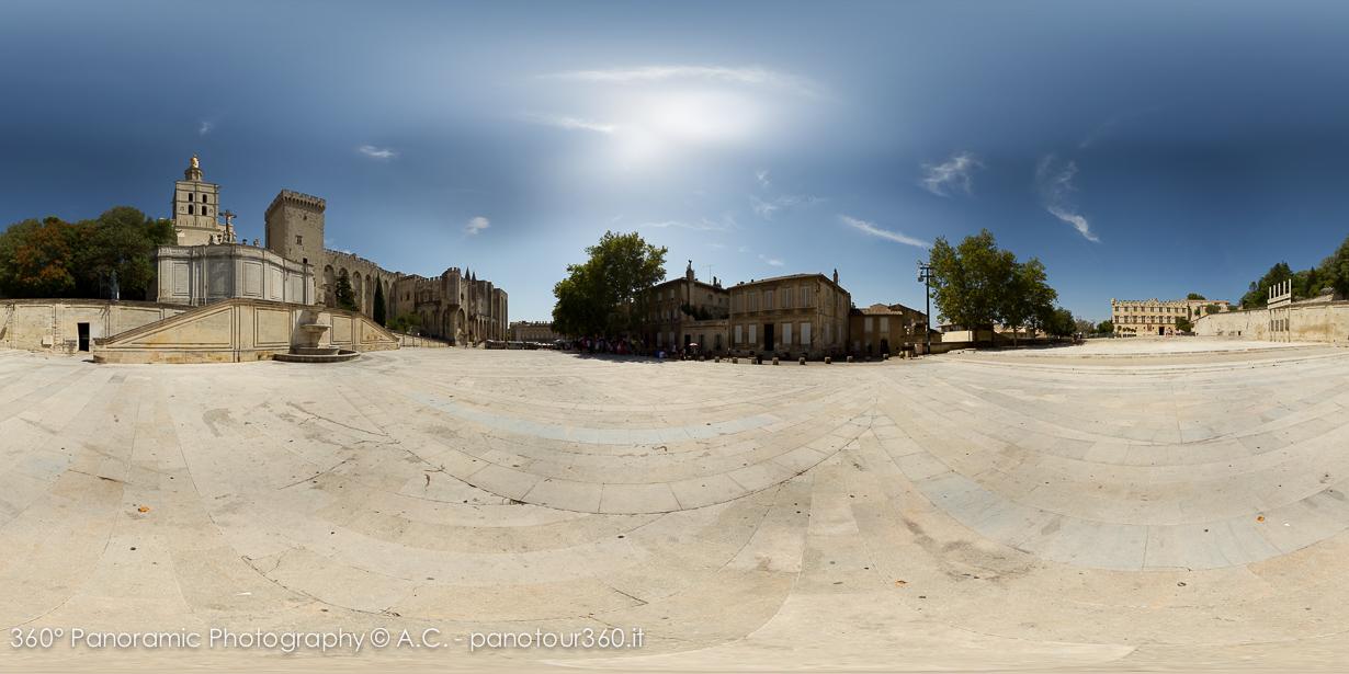 P000096 - Palais des Papes – Place du Palais - Avignone