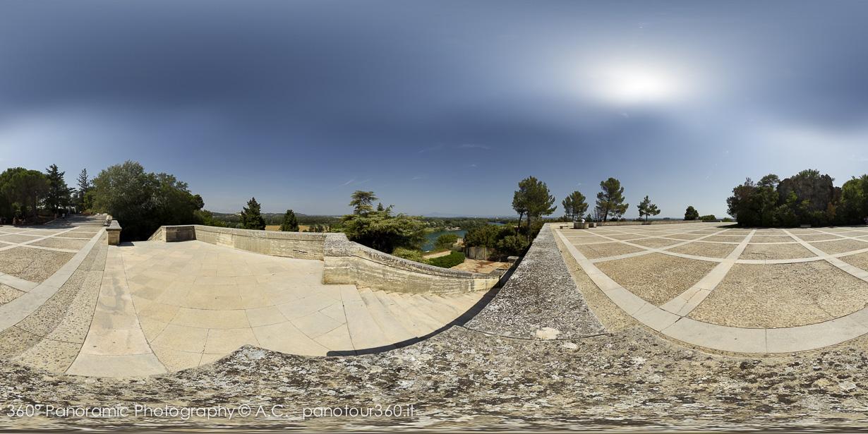 P000098 - Palais des Papes – Jardin du Rocher des Doms - Avignone