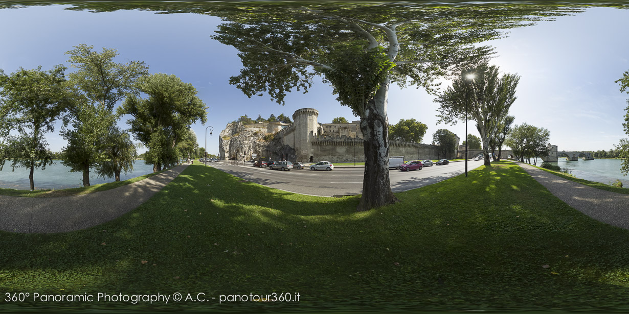 P000099 - Palais des Papes – Le Rhône - Avignone